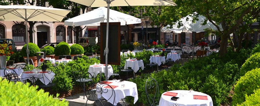 Restaurant Terrasse Lyon Presqu Ile